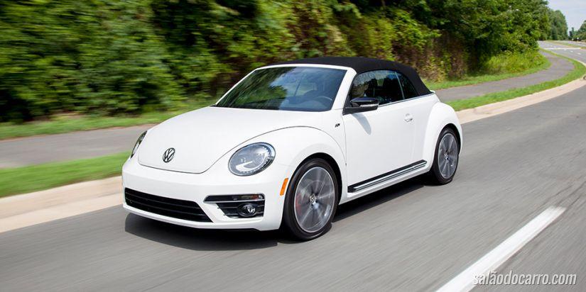 Volkswagen convoca recall para Jetta e Beetle