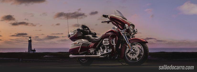 Harley-Davidson lança nova linha 2015 no Brasil