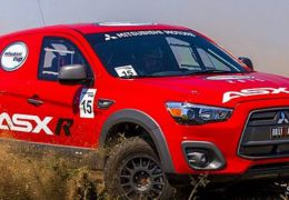 Mitsubishi anuncia versão rali do ASX