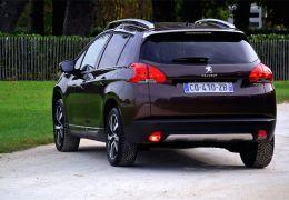 Teste do Peugeot 2008
