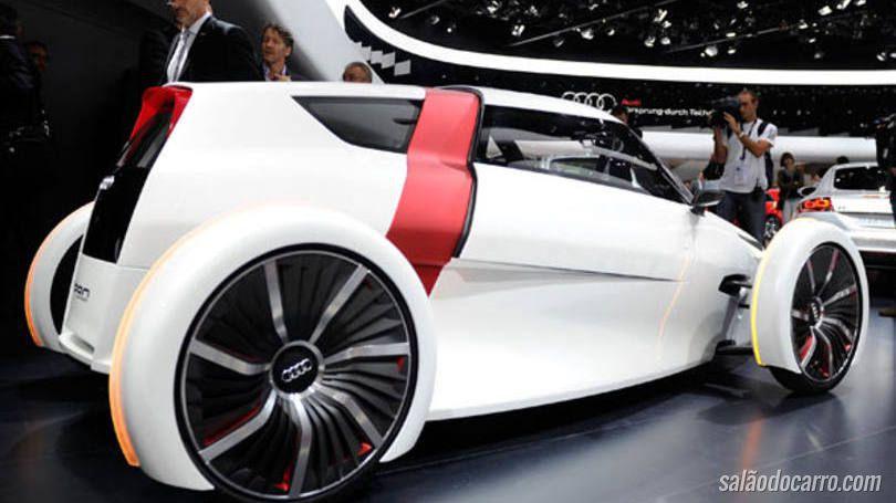 Audi leva conceito Urban para o Salão do Automóvel