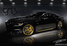 SEMA Show receberá diversos Ford Mustang