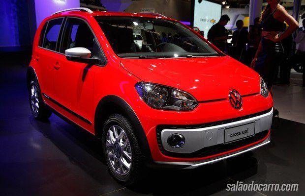 Volkswagen apresenta Cross up! no Salão do Automóvel