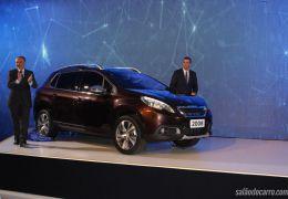 Peugeot lança crossover 2008