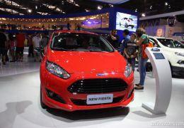 Ford anuncia New Fiesta Sport