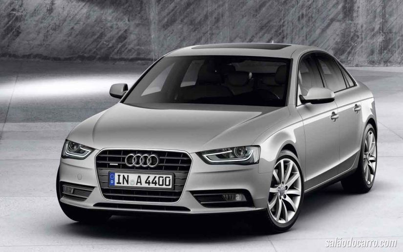 Audi inicia recall de veículos no Brasil