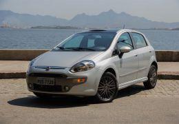 Teste do Fiat Punto Sporting