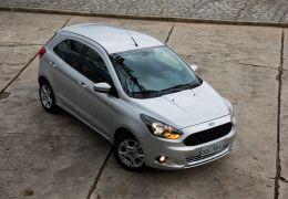 Teste do novo Ford Ka 1.0 SEL