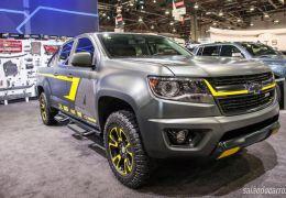 Chevrolet revela Colorado Perfomance Conceptr