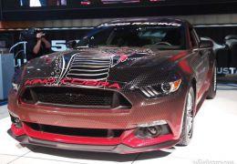 Ford apresenta Mustang GT King Cobra com 600 cavalos
