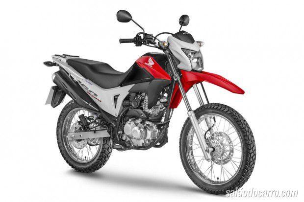 Honda anuncia NXR Bros 2015