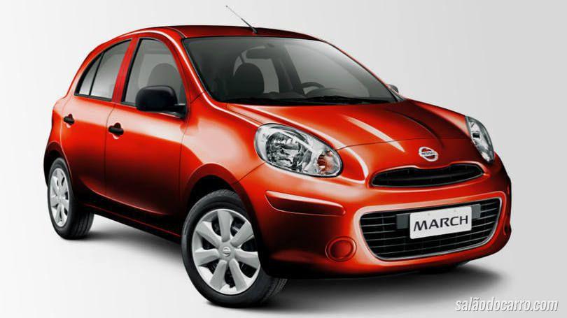 Nissan lança March Active por R$ 30.990