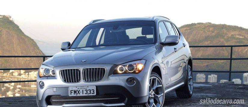 BMW inicia produção do X1 em Santa Catarina