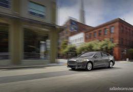 Ford Fusion 2015 inicia vendas com cinto inflável