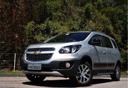 Primeiras impressões da Chevrolet Spin Activ