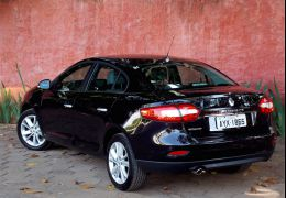 Teste do Renault Fluence 2015