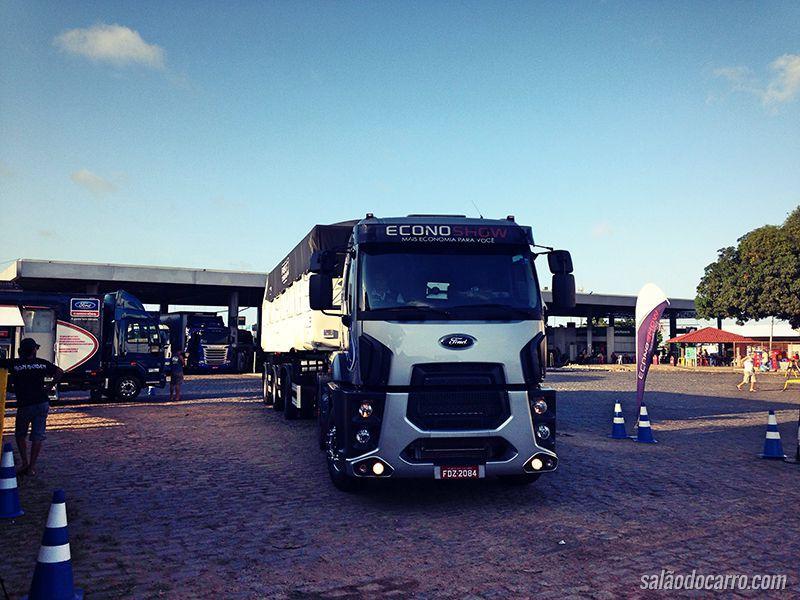 Você já visitou a Caravana Ford Econoshow 2014?