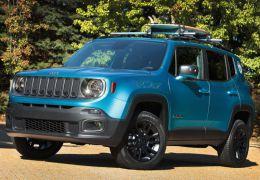 Jeep Renegade ganha conceitos da Mopar