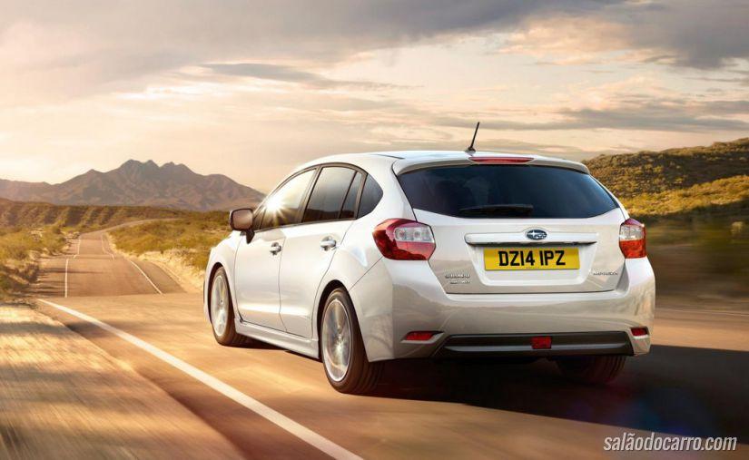 Confira o vídeo de lançamento do novo Subaru Impreza 2015