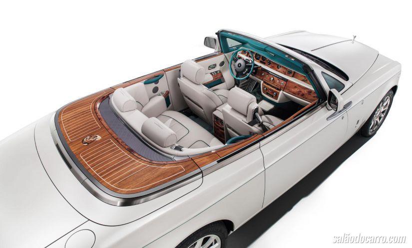 Rolls-Royce apresenta Maharaja Phantom Drophead