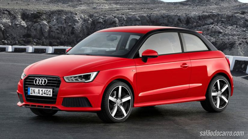 Audi revela novo A1