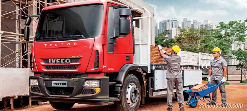 Iveco lança Tector Economy no Brasil