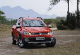 Volkswagen Saveiro Cross Cabine Dupla