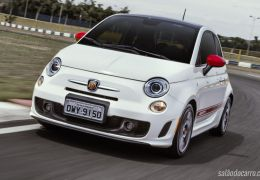 Fiat 500 Abarth custa até R$ 80 mil
