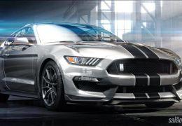 Ford apresenta o novo Mustang Shelby GT350