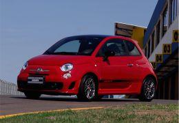 Impressões do Fiat 500 Abarth