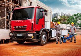 Lançamento do Iveco Tector 150E21 Economy 4X2
