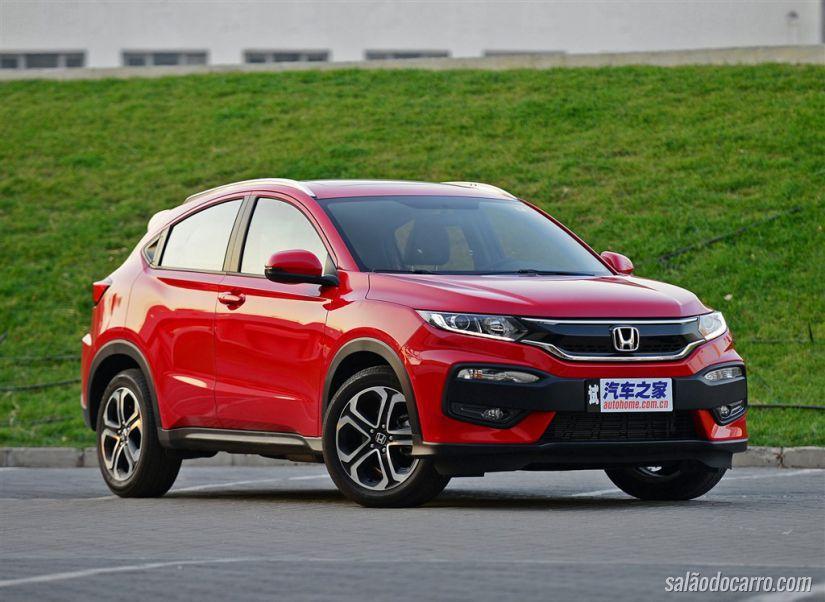 Honda XR-V chega à China por R$ 52.490