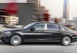 Mercedes apresenta Maybach Classe S