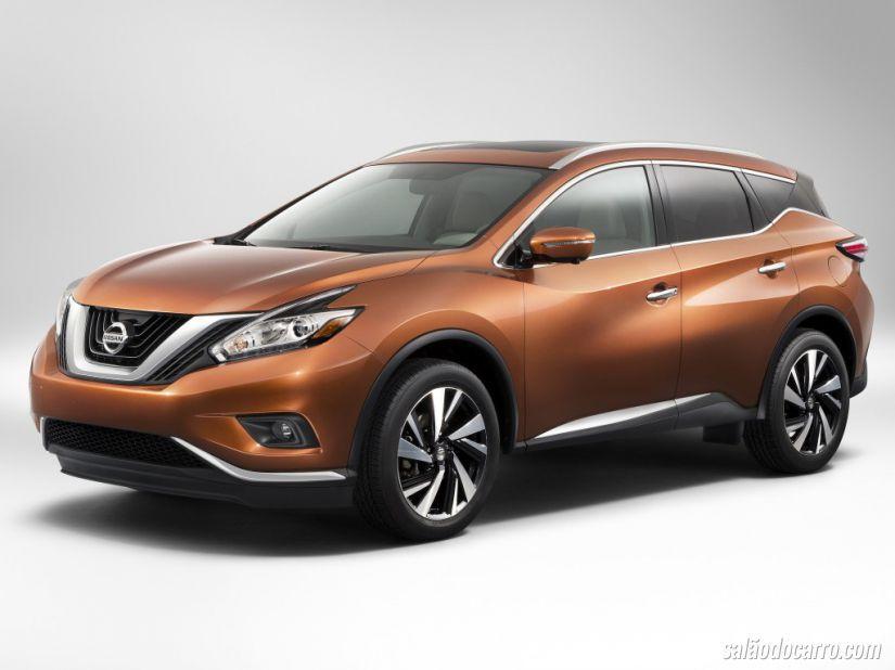 Nissan apresenta novo Murano
