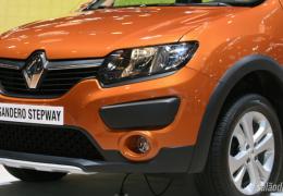 Renault lança Sandero Stepway 2015
