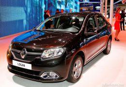 Renault anuncia série limitada Logan Exclusive