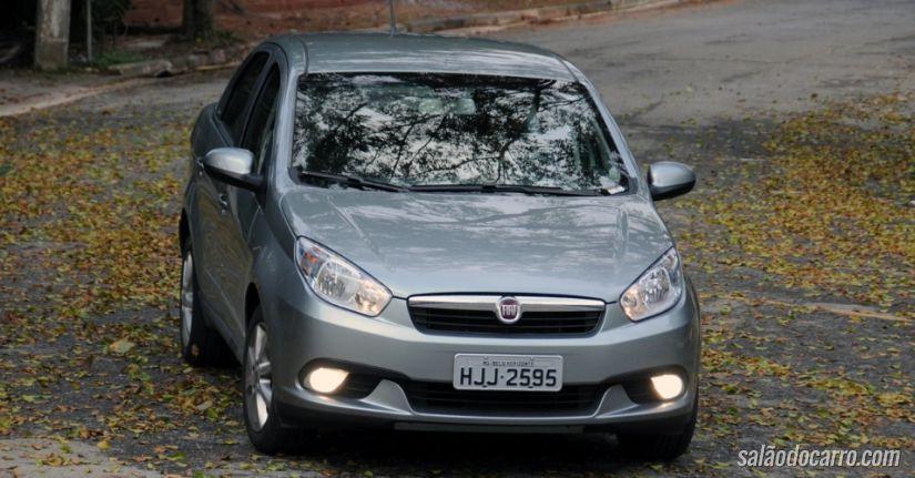 Fiat convoca recall do Grand Siena
