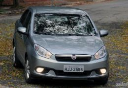 Fiat convoca recall do Grand Siena