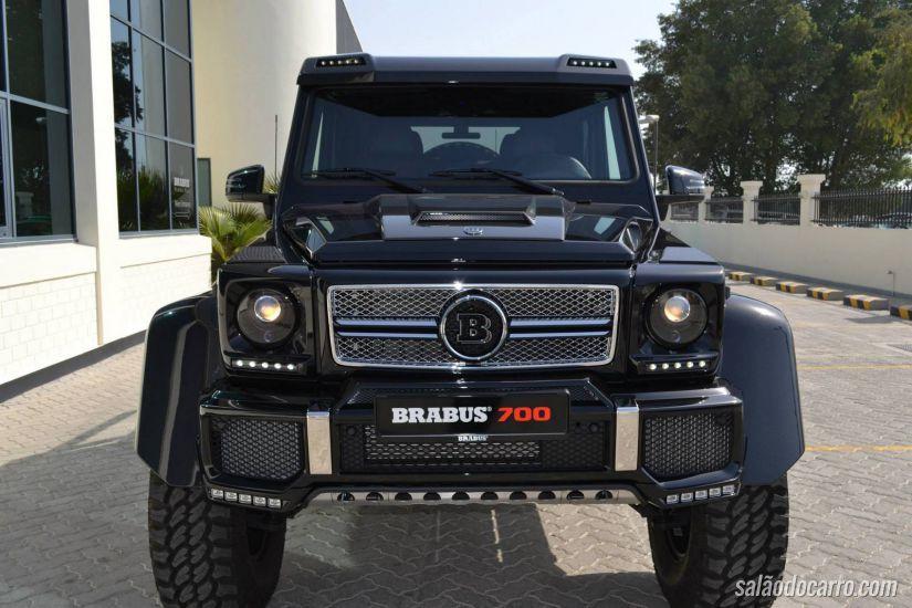 G63 Brabus 700 chega ao Brasil por R$ 1.45 milhão