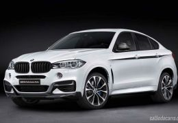 BMW lança novo X6 por R$ 459.950