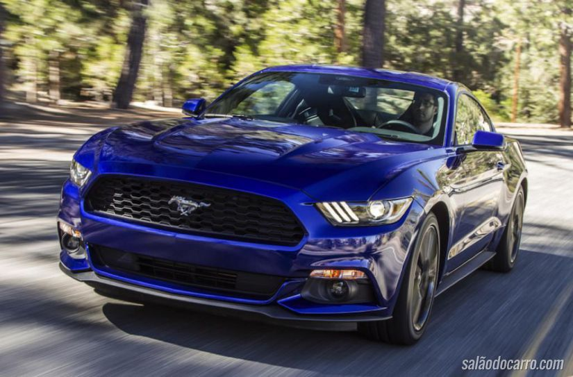 Ford convoca recall do Mustang EcoBoost