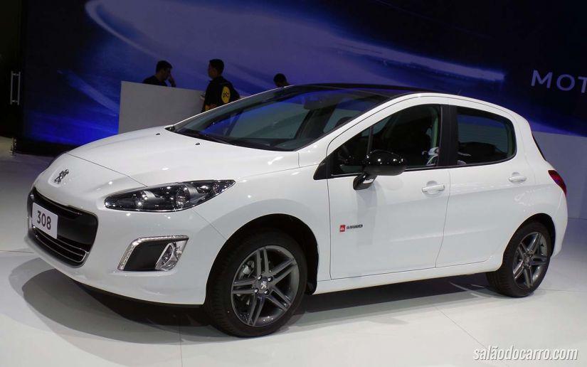 Peugeot 308 Quiksilver chega por R$ 63.190