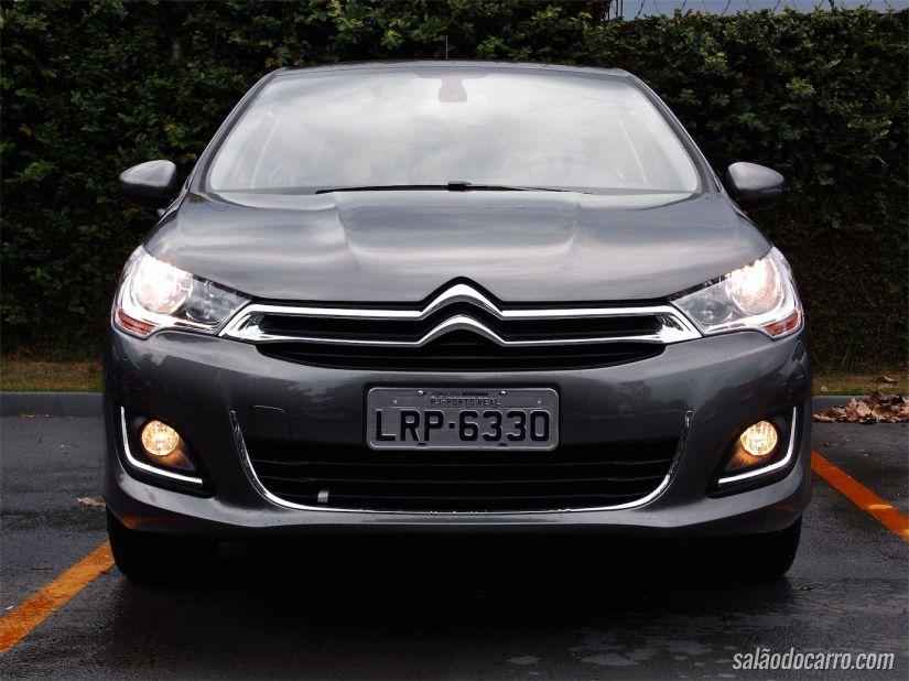 Citroën C4 Lounge THP Flex
