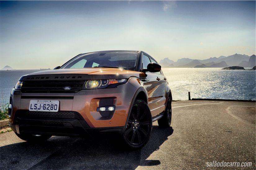 Range Rover Evoque Zanzibar