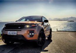 Teste do Range Rover Evoque Zanzibar