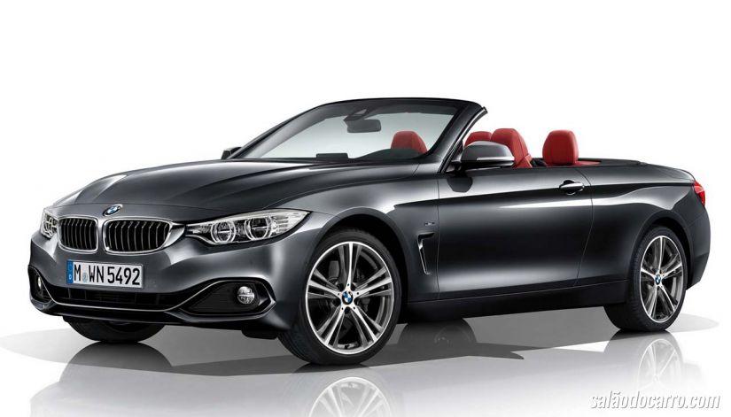 BMW lança Gran Coupé e Série 4 Cabrio no Brasil