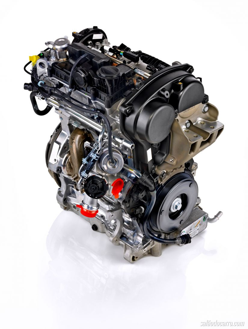 Volvo apresenta novo motor Drive-E