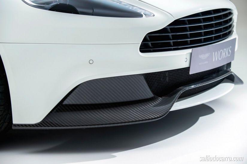 Aston Martin Works lança edições limitadas