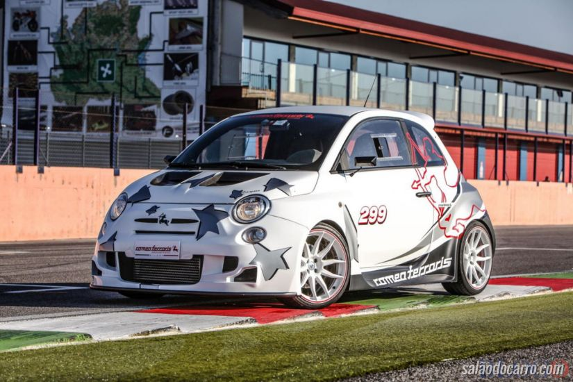 Romeo Ferraris lança o hatch compacto Cinquone