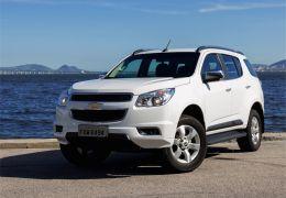 Teste da Chevrolet Trailblazer V6 3.6 LTZ